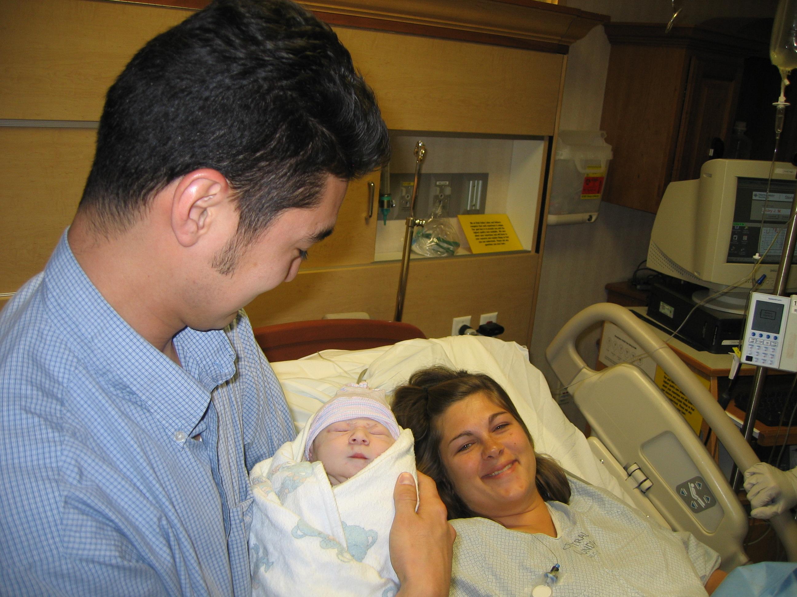 Mom Dad & Noah